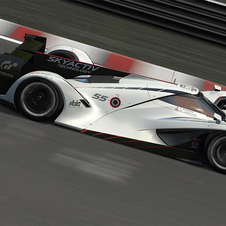 The Mazda LM55 is now available for download for the Gran Turismo 6