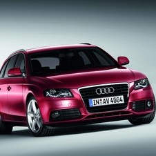 Audi A4 Avant 1.8 TFSI Attraction quattro