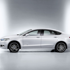 Ford Mondeo 2.0TDCi Titanium Business PowerShift