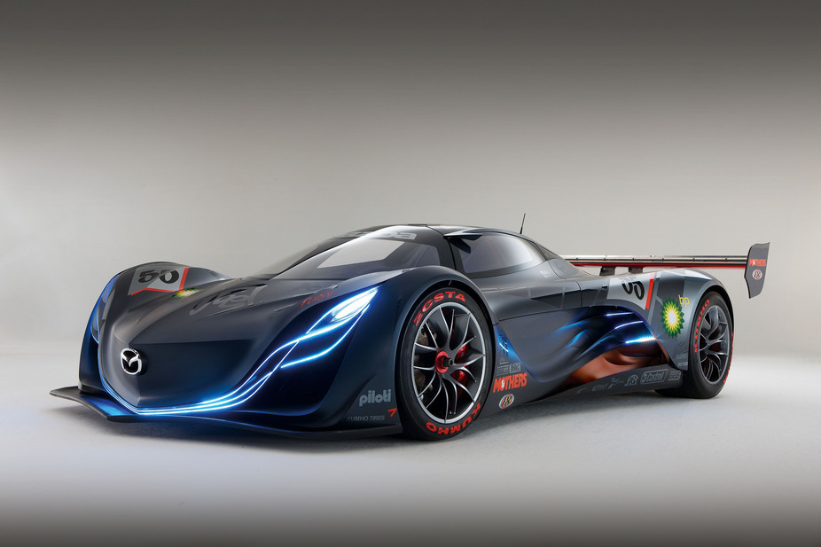 Mazda Furai 5 Photos And 26 Specs Autoviva