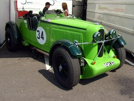 Talbot 105 Brooklands Tourer