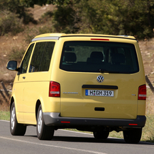 Volkswagen California 2.0 TDI 4MOTION