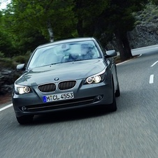 BMW 530d xDrive Auto Executive (E60)