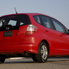 Honda Fit Sport 5-Spd MT