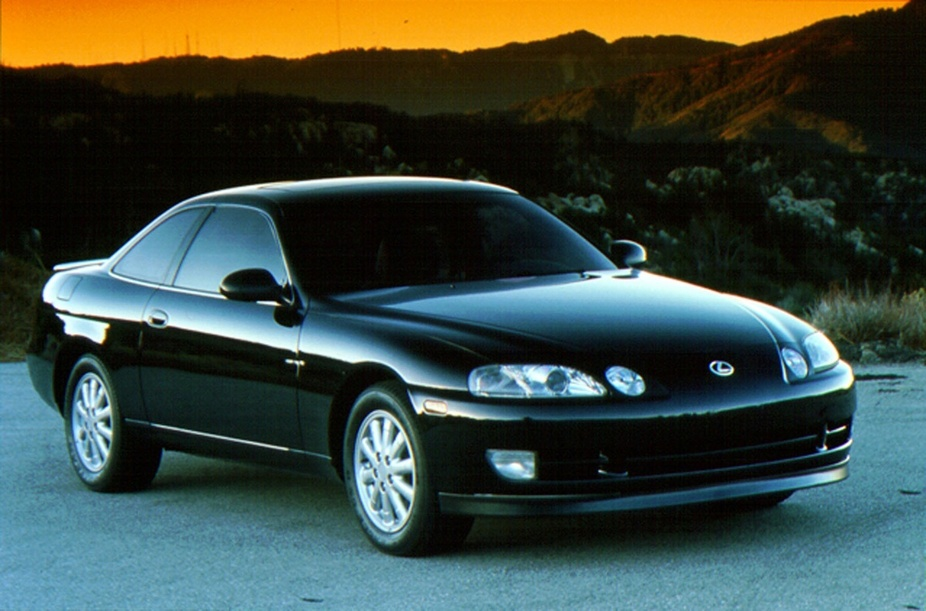 Lexus SC400 :: 1 photo and 54 specs :: autoviva.com