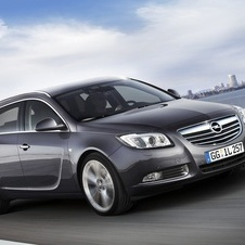 Opel Insignia Sports Tourer 1.6 Turbo ECOTEC