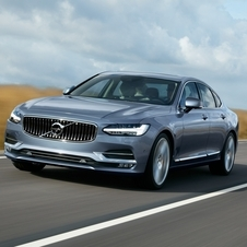 Volvo S90 T6 AWD Momentum Connect Geartronic