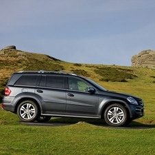 Mercedes-Benz GL350 CDI Blue EFF.