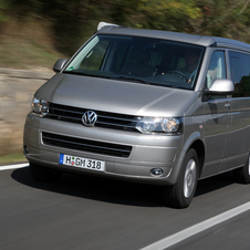 Volkswagen California 2.0 TDI Bluemotion