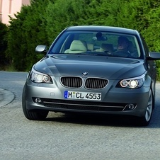 BMW 525d xDrive Auto Executive (E60)