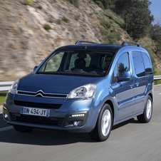 Citroën Berlingo Multispace 1.6 BlueHDi S&S Feel Edition