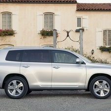Toyota Highlander Base 4X4