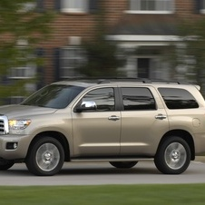 Toyota Sequoia Limited 4X2