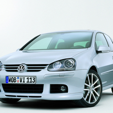 Volkswagen Golf 1.6 FSI Automatic