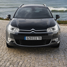 Citroën C5 Tourer 2.0HDI FAP Exclusive