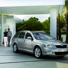 Skoda Octavia Break 2.0 TDI Exclusive