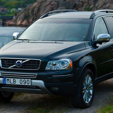 Volvo XC90 D5 200hp Summum Geartronic