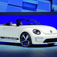 VW cut the roof off of the E-Bugster from Detriot