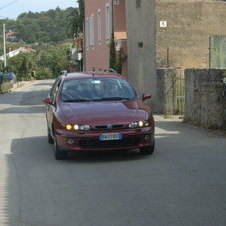 Fiat Marea Weekend 2.0 Turbo 20v