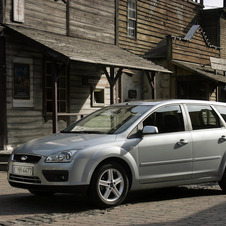 Ford Focus 1.6 TDCi Wagon