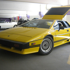 Lotus Turbo Esprit