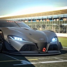 With the FT-1 Vision Gran Turismo the Japanese brand chose to create an even more radical vehicle