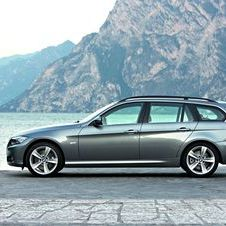 BMW 320d Touring Edition Sport