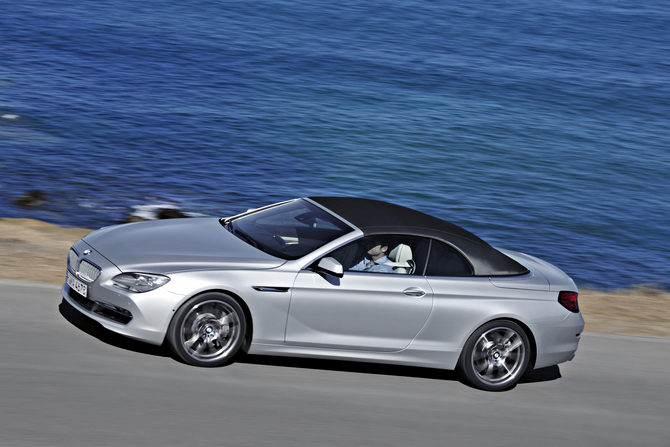 BMW 640d Cabrio AT photo :: BMW 640d Cabrio AT gallery :: 608 views ...