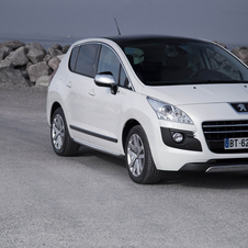 Peugeot 3008 Crossover 1.6 e-HDi EGC Exclusive