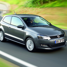 Volkswagen Polo 1.6l TDI Highline 75 hp