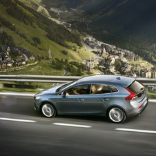 Volvo V40 D2 Eco Kinetic