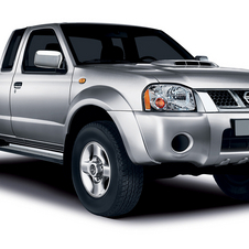 Nissan NP300 Pickup King Cab 2.5 dCi