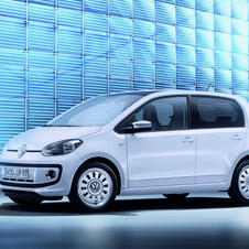 VW Up Gets Two More Doors this Spring