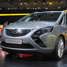 The Bochum factory will close after the Zafira Tourer ends production in 2014