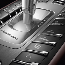 The Panamera will be offered with either a six-speed or eight-speed dual-clutch transmission depending on model