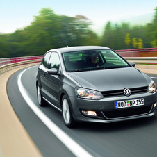 Volkswagen Polo 1.6l TDI Highline 105 hp