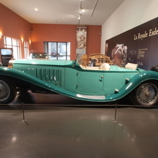 Bugatti Type 41 Royale - Coupé de ville Binder