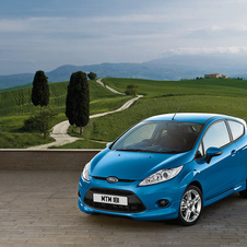 Ford Fiesta 1.25i Centura (UK)