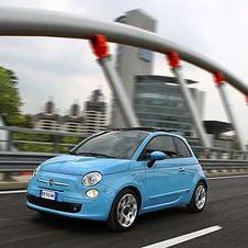 Fiat 500 1.4 Multiair Pop (US)
