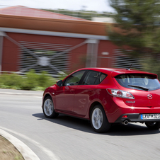 Mazda 3 HB MZ-CD 1.6 Exclusive