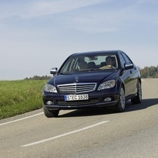 Mercedes-Benz C 350 4MATIC