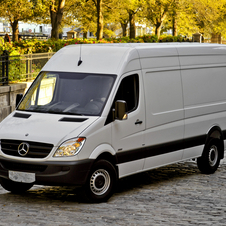 Mercedes-Benz Sprinter Kastenwagen 316 CDI Short 3,5t
