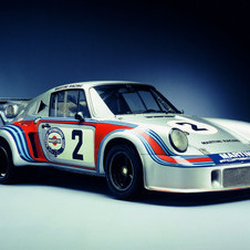 Porsche 911 Carrera RSR Turbo