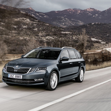 Skoda Octavia Break 1.6 TDI Ambition