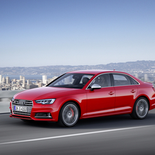 In the case of the S4 Sedan the engine allows the car to reach the 100km/h mark in 4.7 seconds and a top speed of 250km/h