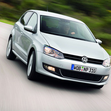 Volkswagen Polo 1.6l TDI BlueMotion Trendline Pack 90 hp