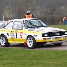 Audi Sport Quattro Group B