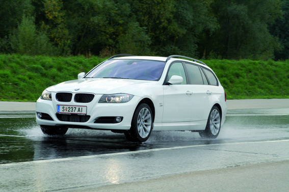 BMW 320d Touring BluePerformance Edition Lifest.