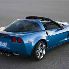 Chevrolet Corvette GS Convertible LT4