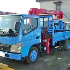 Mitsubishi Canter 6S15 FEA51CL4SEAT